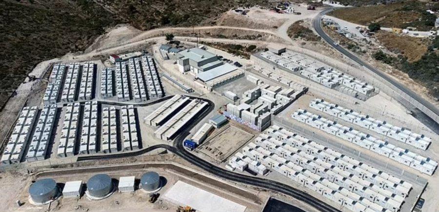 یونان اردوگاه جدیدی برای میزبانی هزاران افغان راه اندازی کرد – آخرین اخبار